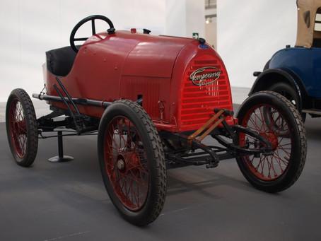 Un'automobile chiamata Temperino. Una storia canavesana.