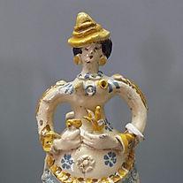 """Ceramiche di Grottaglie. Museo etnografico """"A. Majorano"""" - Taranto."""