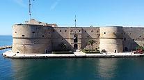 Castello Aragonese di Taranto.