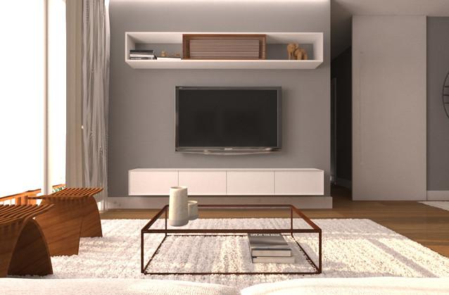 Apartamento B   R