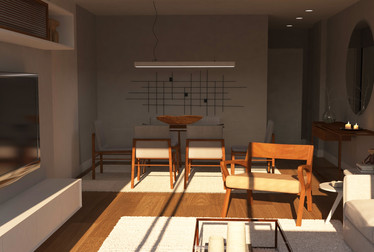 Sala de Estar | Jantar