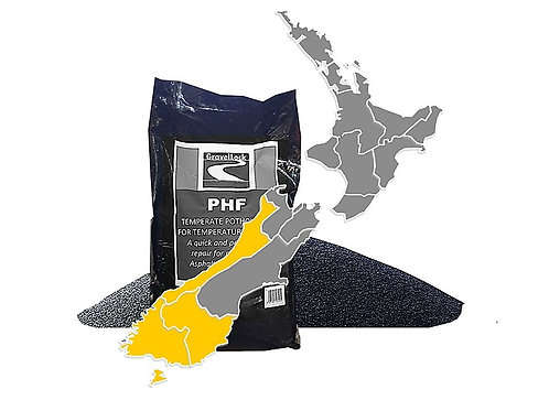 PHF 25kg bag Bottom of South Island NZ