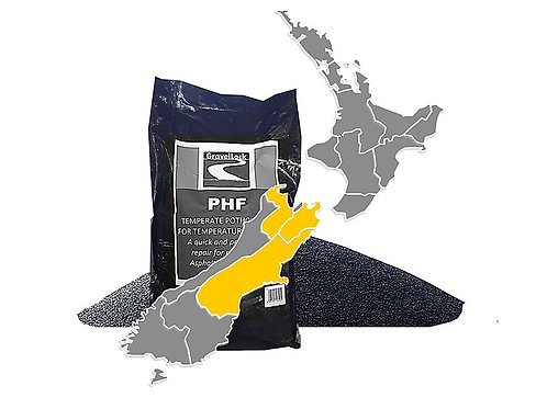 PHF 25kg bag Top of South Island NZ