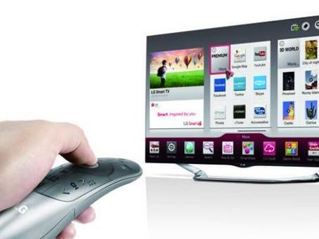 TV com inteligência artificial!