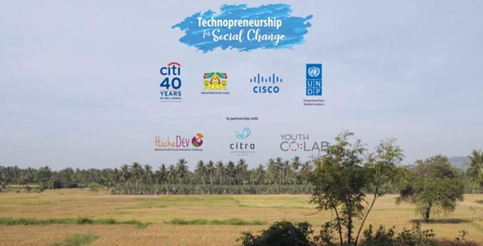 Technoprenuership for Social Change