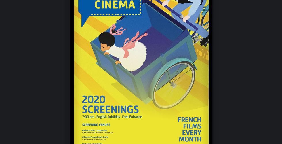 Bonjour Cinema