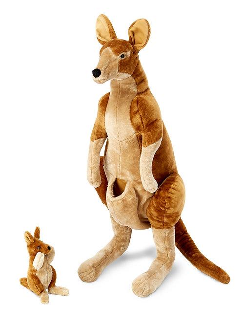 Kiki the Roo and Her Joey Too!