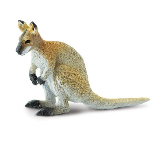 Wallaby Figurine