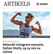 Dalton Stoltz Sterre Nuus