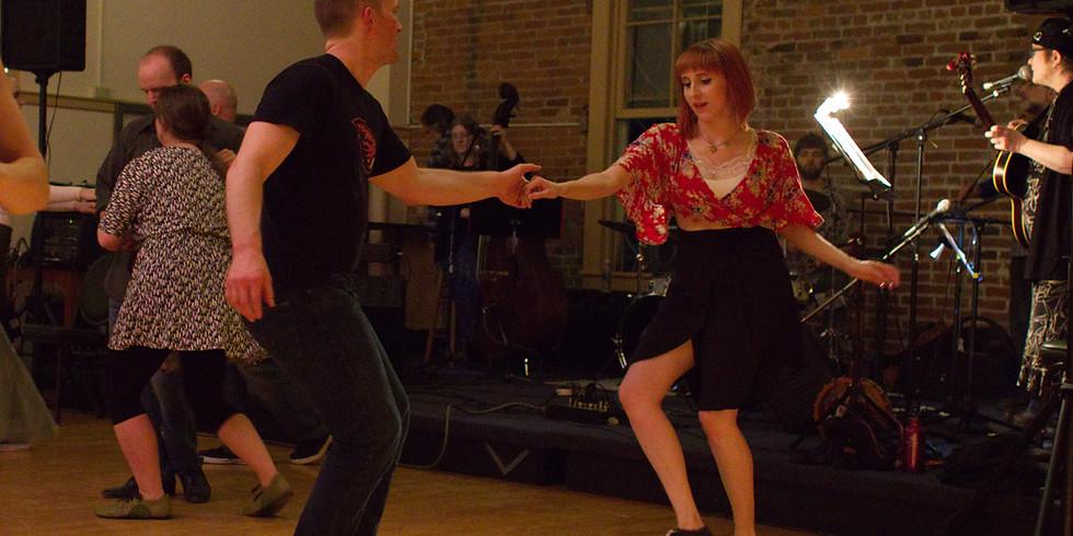 October Swing Dance