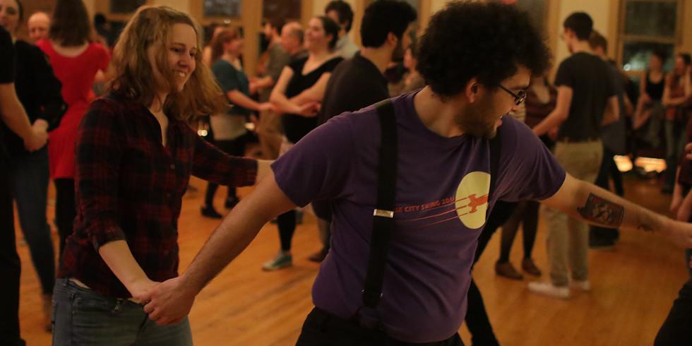 September Swing Dance