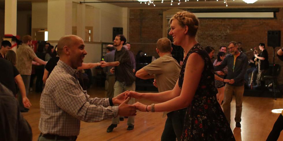 December Swing Dance