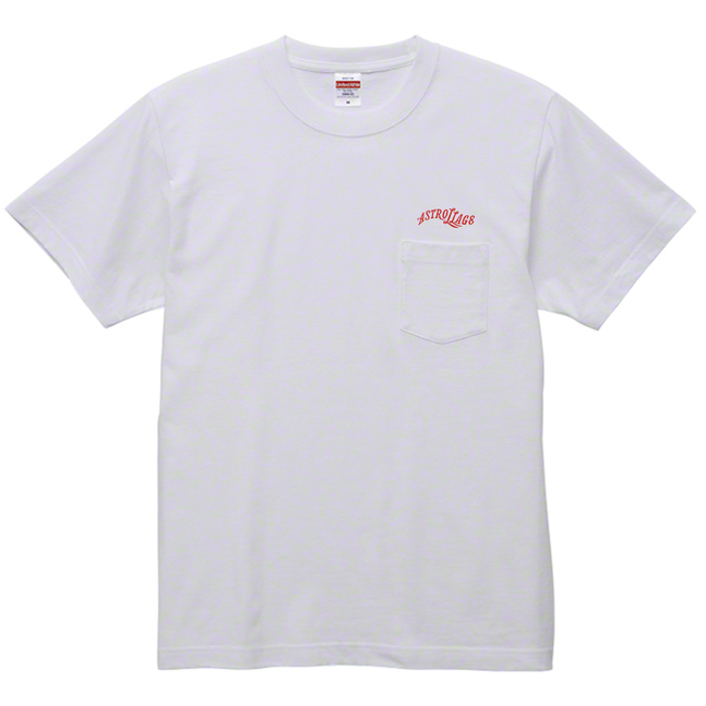 LOGO POCKET T-SHIRTS