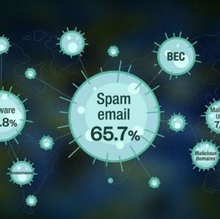 不止疫情燒 假冒疫情的網路威脅更旺
