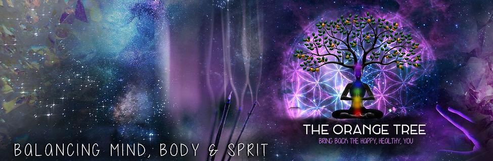The Orange Tree,Balancing Mind, Body and Spirit.