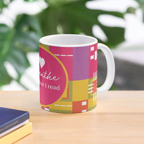 Coffee Mug (The Book Lover's Collection) Free Postage
