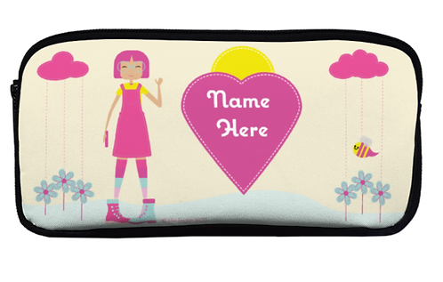 Personalised Pencil Case with free postage and packaging