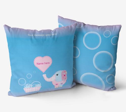 Beautiful Hypoallergenic Cushion Cover, insert, P&P Personalisation