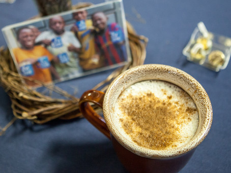 Bringing Hope with a Cup of Joe