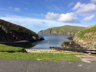 A view from Unst