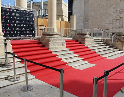 vip red carpets