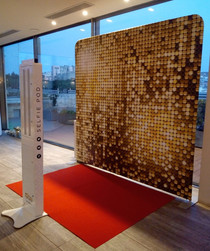 Open Photo Booth Corporate Setup