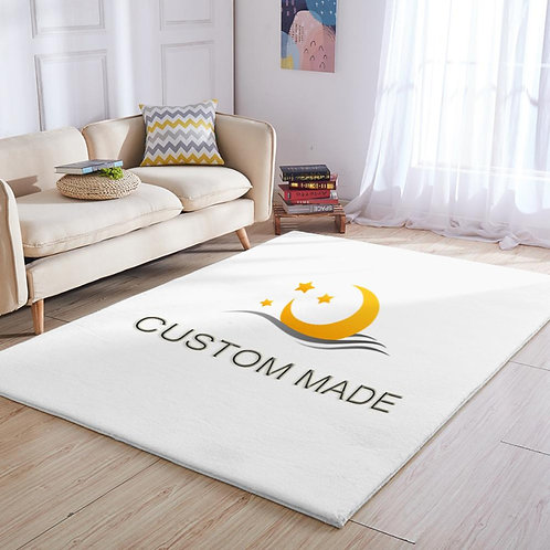 Full Colour Customized Carpets. Print on Demand, Non-slip. Order & Contact us.