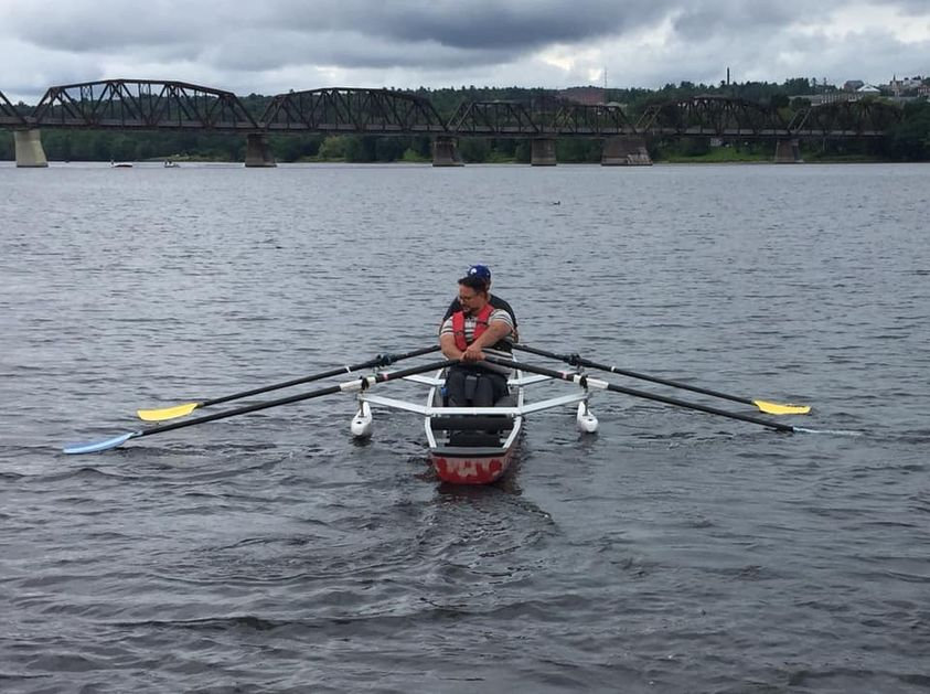 Adaptive Rowing