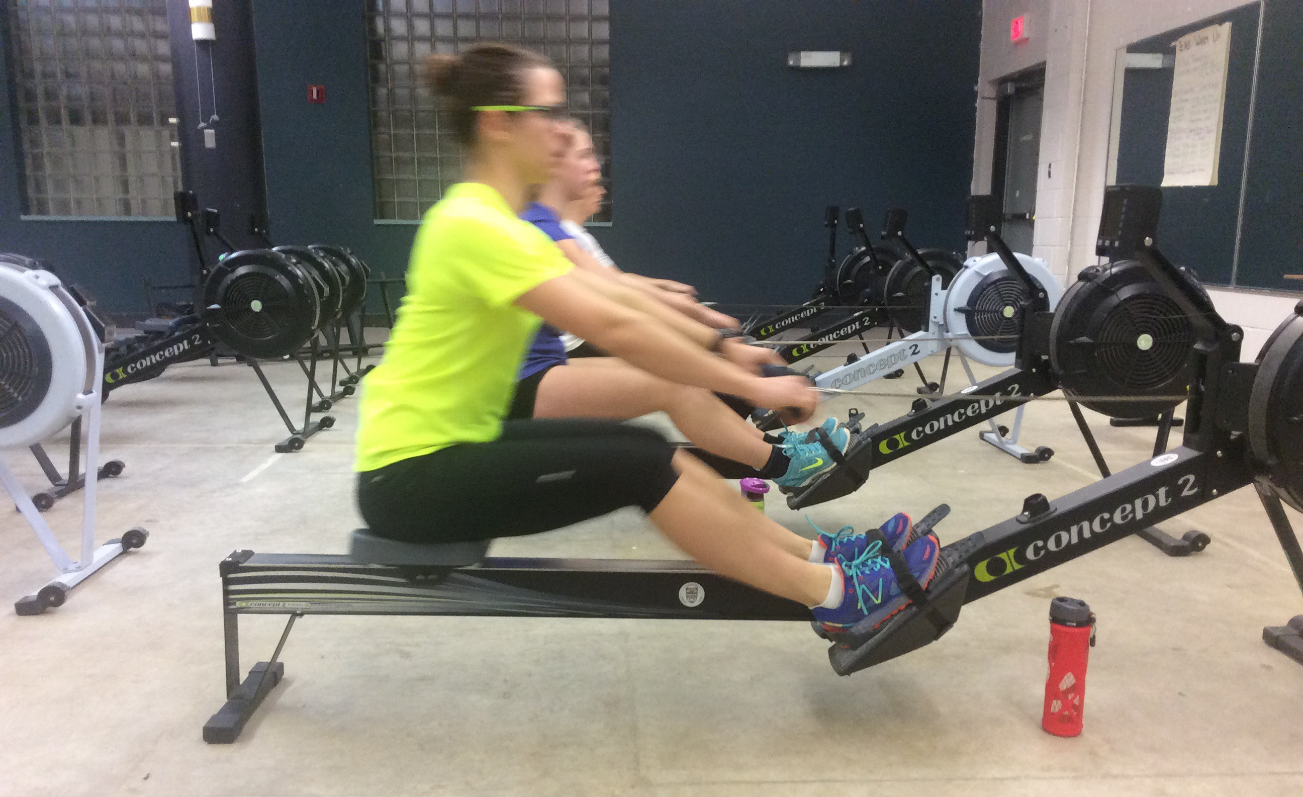 Learn to Row Indoors