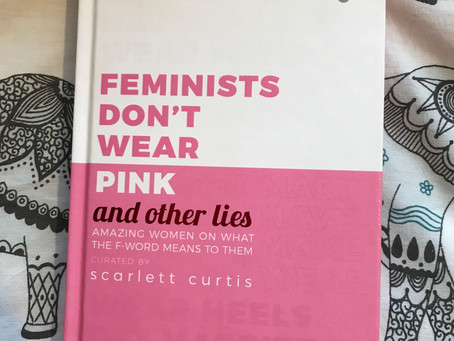 Inspiration and the intellect in Feminists Don't Wear Pink and other lies
