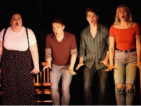 Creative anxiety and those pesky vampires in Plan Z Theatre's [title of show]