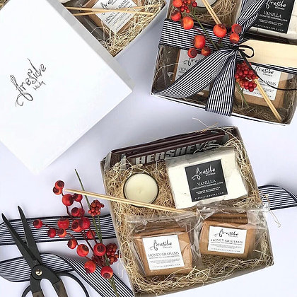 Fireside S'mores Gift Boxes
