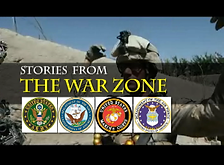 In The War Zone with American troops in Iraq and Afghanistan on American AbilitiesTV this fall.