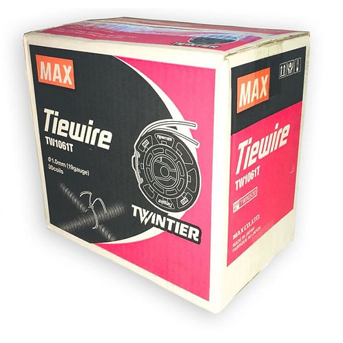 Box of Black or Uncoated RB441T  and RB611T Wire