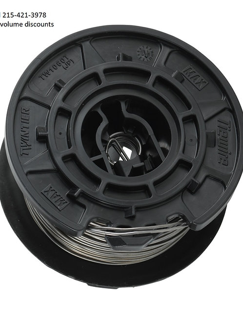 Black or Uncoated RB441T  & RB611T Wire