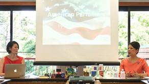 「American Perfumery」: ラ コゼット パフュメにてセミナー
