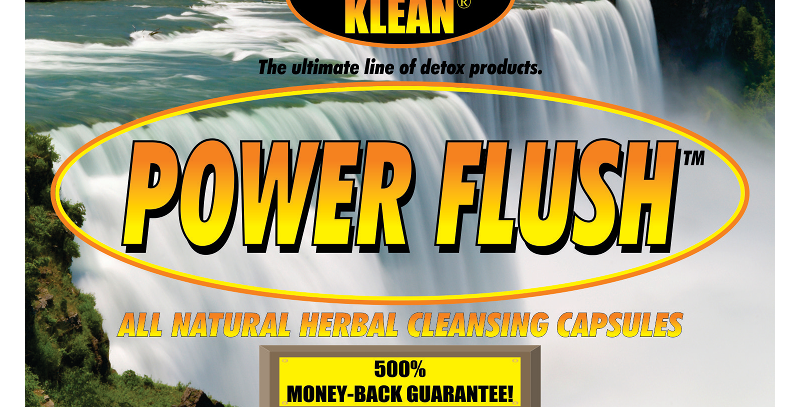 Ultra Klean Power Flush Capsules (21 Pack)