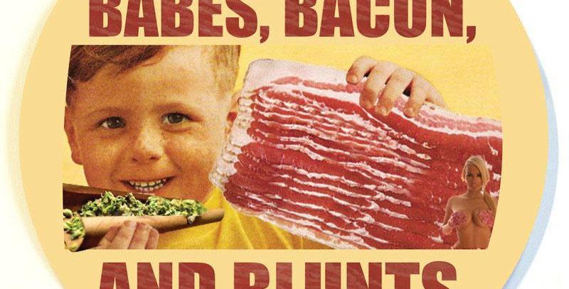 Babes, Bacon, & Blunts Dab Mat