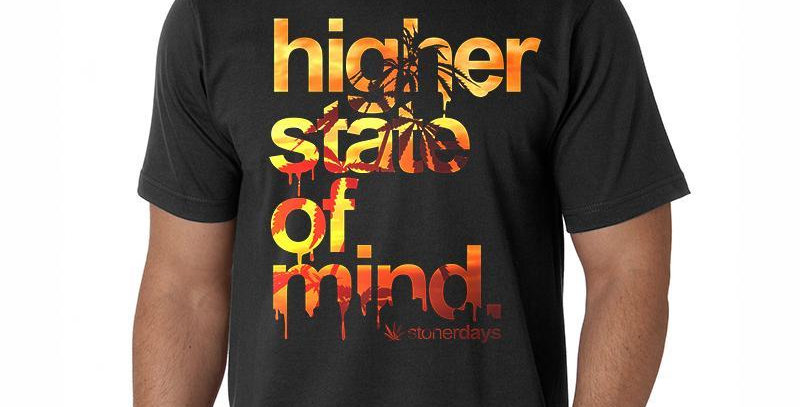 Higher State of Mind Sunset Tee