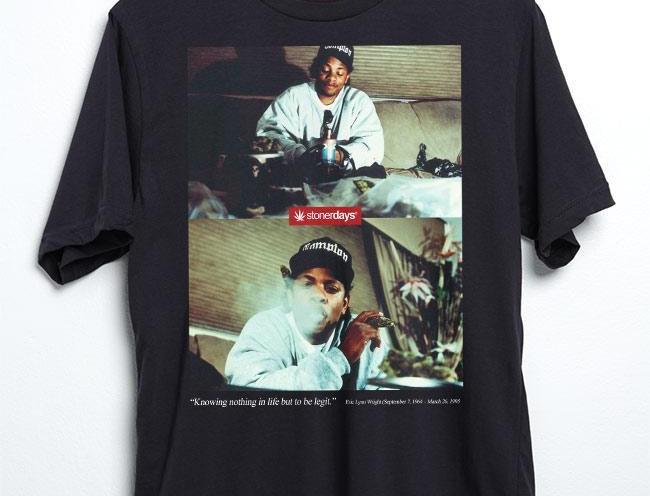 Eazy-E Smoking Tee