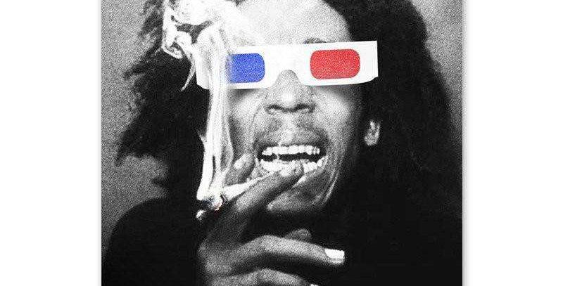 Bob in 3D Poster