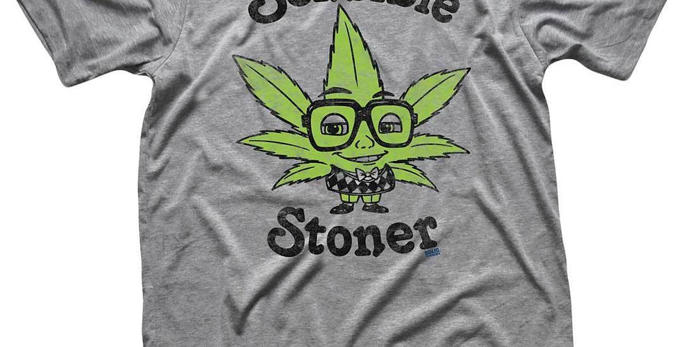 Sensible Stoner T-Shirt (Tri-Grey)