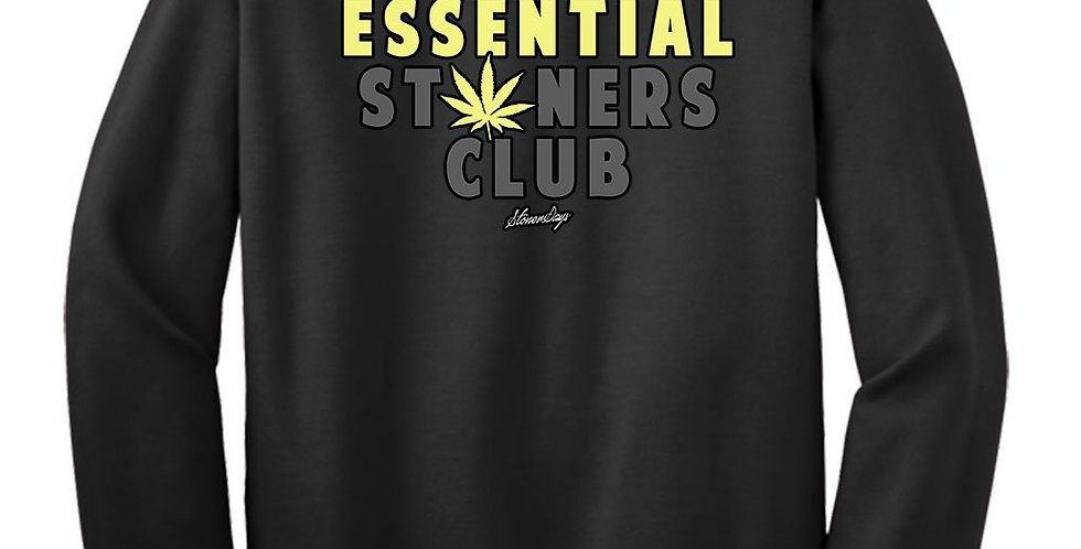 Essential Stoners Club Jumper