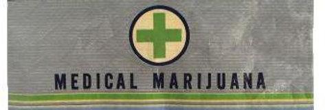 Medical Marijuana - Pencil Case