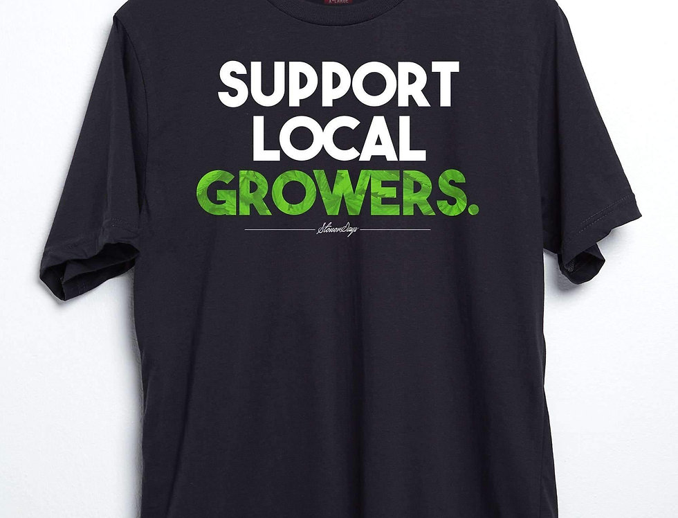 Support Local Growers Tee