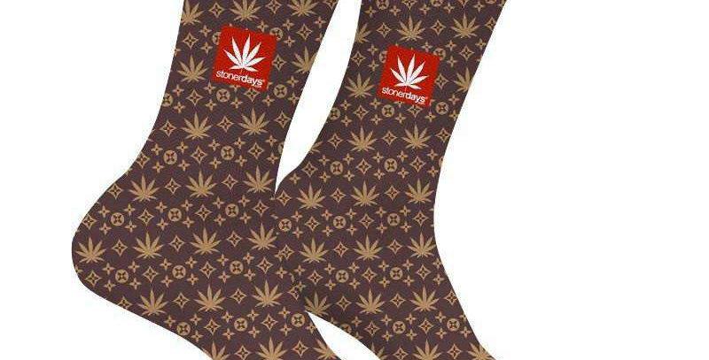 King Louie Pattern Socks