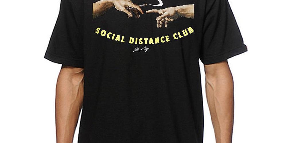 Social Distance Club Tee