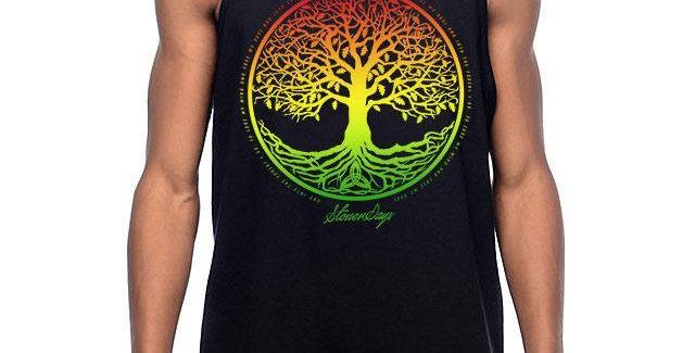 Rasta Tree of Life Tank