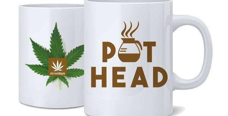 Pot Head Nug Mug