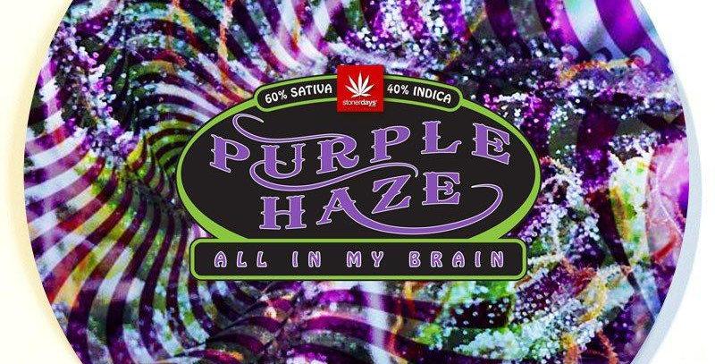 Purple Haze Dab Mat